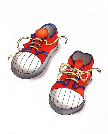 imagen de zapatos deportivos para imprimir imagenes de ropa para