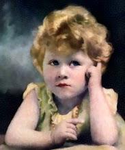 Princess Elizabeth aged 3, 1929.