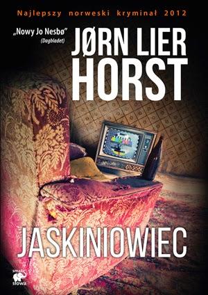 """""""Jaskiniowiec"""" - Jørn Lier Horst (recenzja przedpremierowa)"""