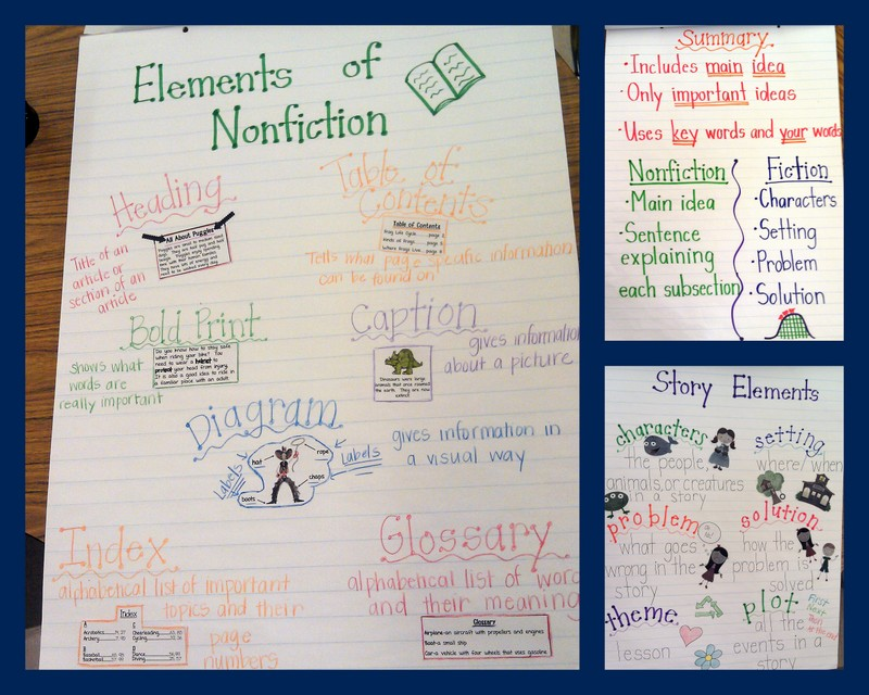 absolutely love anchor charts! I use them all the time in my ...