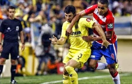 Prediksi Pertandingan Granada VS Villareal 15 September 2014.