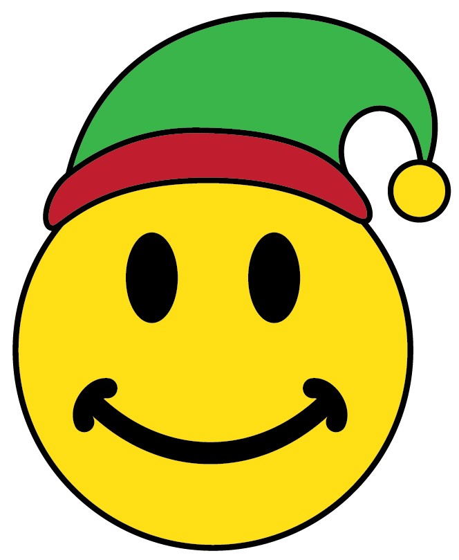 Image result for HAPPY HOLIDAYS SMILEY FACE