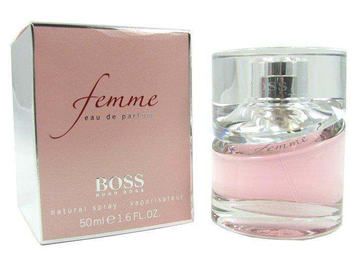 perfumes originales hasta 70 de descuento femme edp 100ml by hugo boss. Black Bedroom Furniture Sets. Home Design Ideas