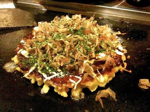 Resep Okonomiyaki | Otayaki