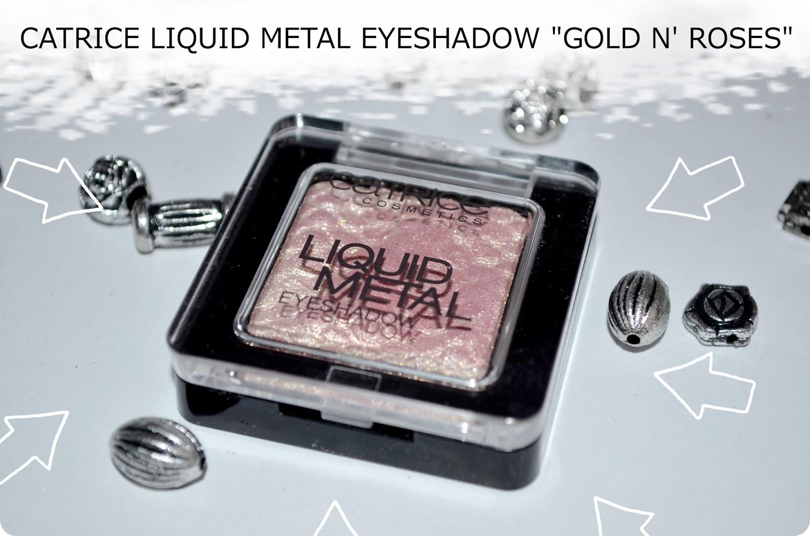 Catrice Liquid Metal Eyesahdow