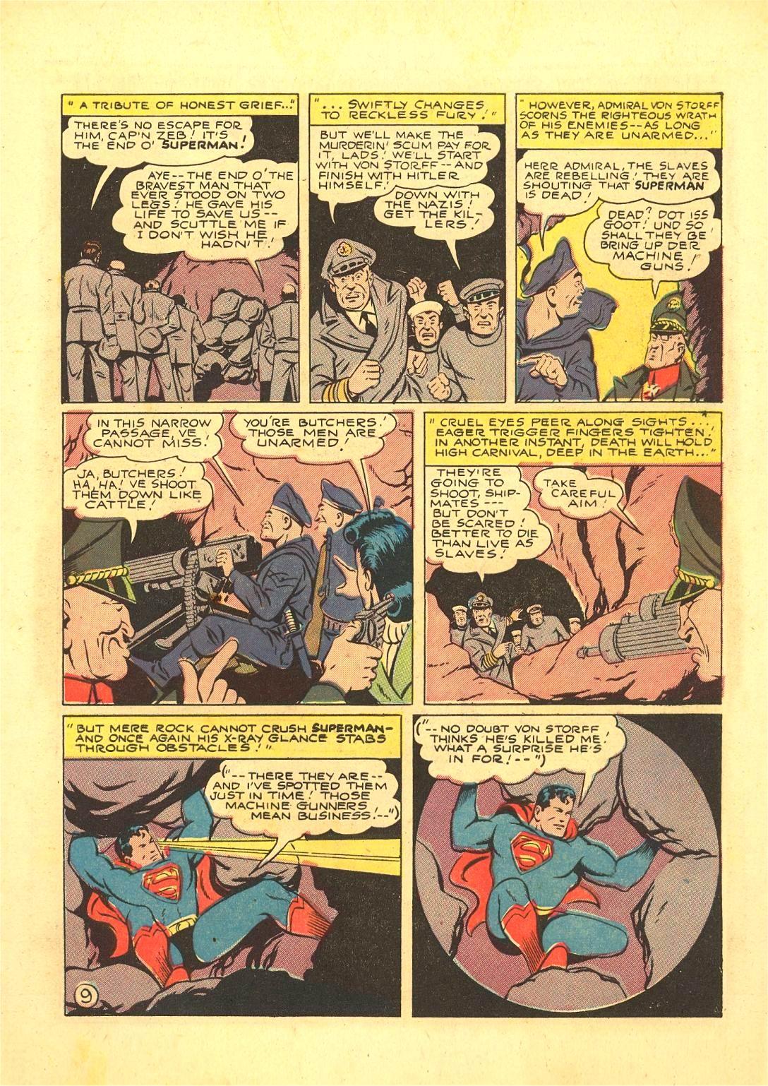 Action Comics (1938) 62 Page 11