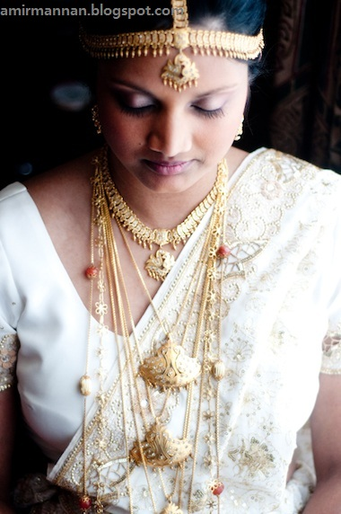 Sri Lankan Beautiful Bridal Wedding jewellery Collection 1