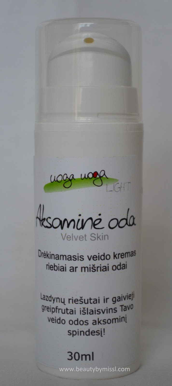face cream näokreem