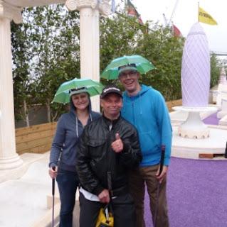 Crazy Golf Pro Championship at Selfridges London