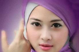 Foto Gadis Cantik Berjilbab 2013