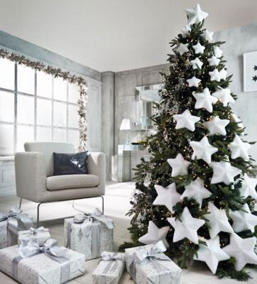 decoración árbol de Navidad El Corte Inglés