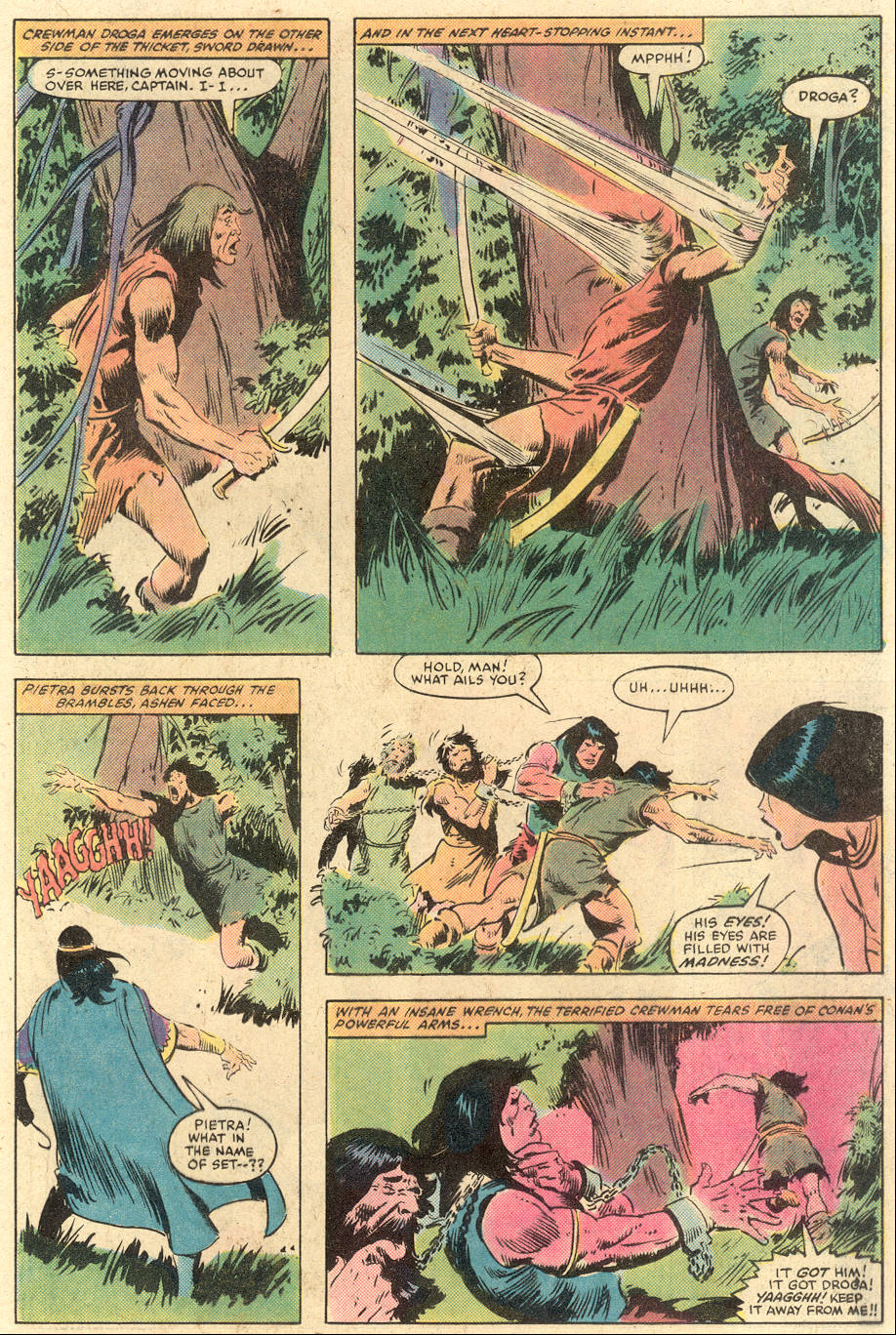 Conan the Barbarian (1970) Issue #140 #152 - English 18