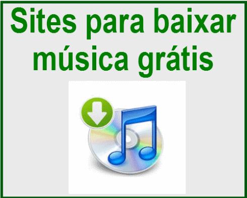 Fazer Grátis: Sites para baixar música grátis