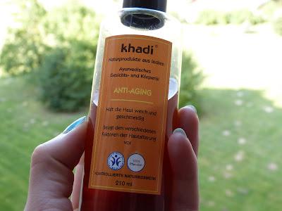UWAGA! Ajurwedyjski Olej Przeciwzmarszczkowy Khadi wywołuje jęki i westchnienia!