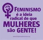 Feminista, também!