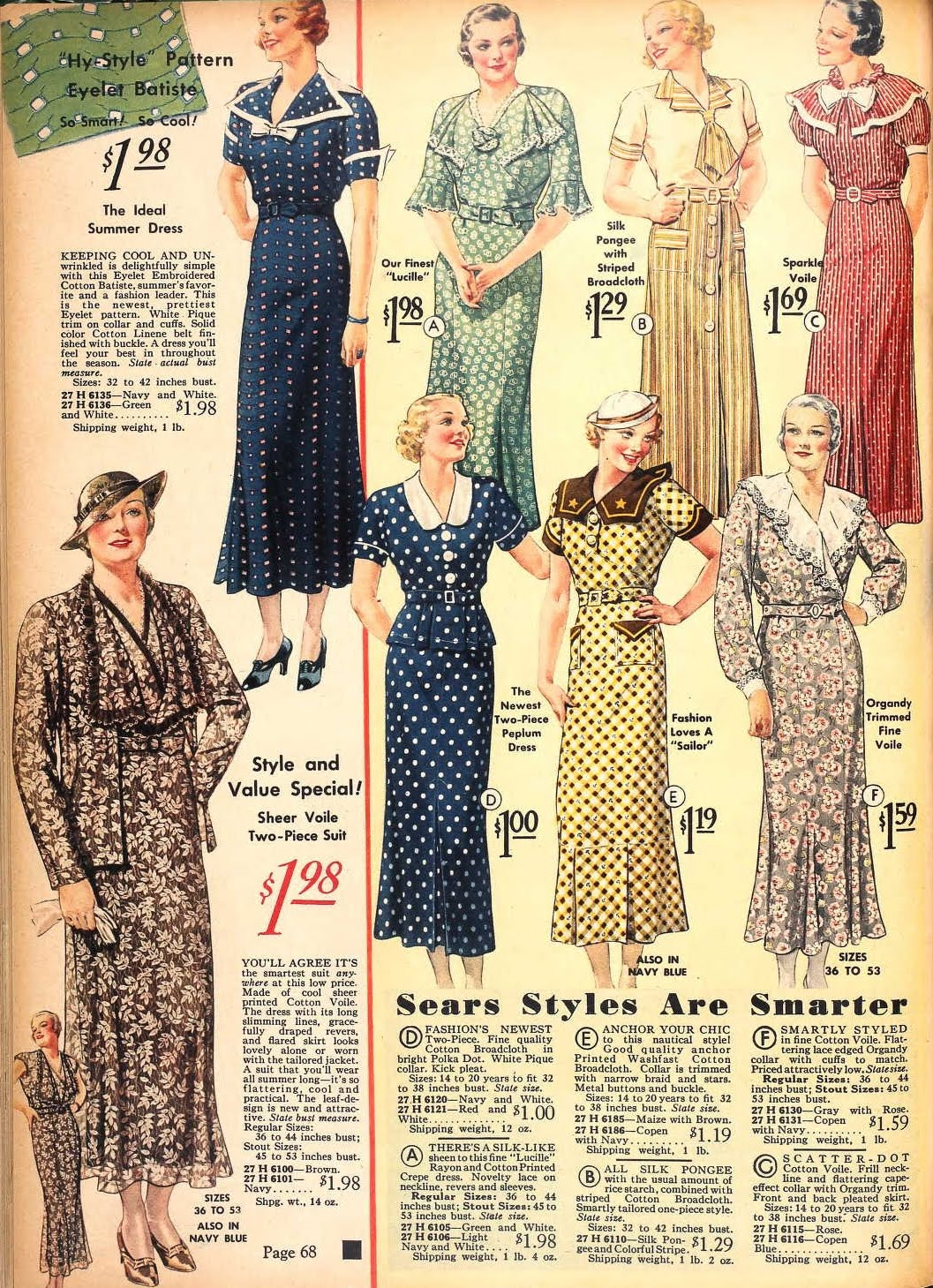 Журналы с выкройками платьев 10