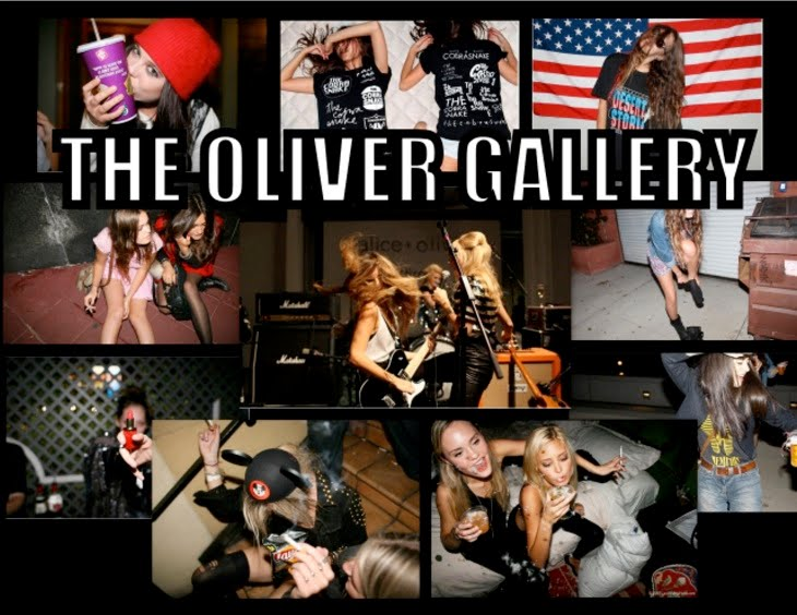 The Oliver Gallery