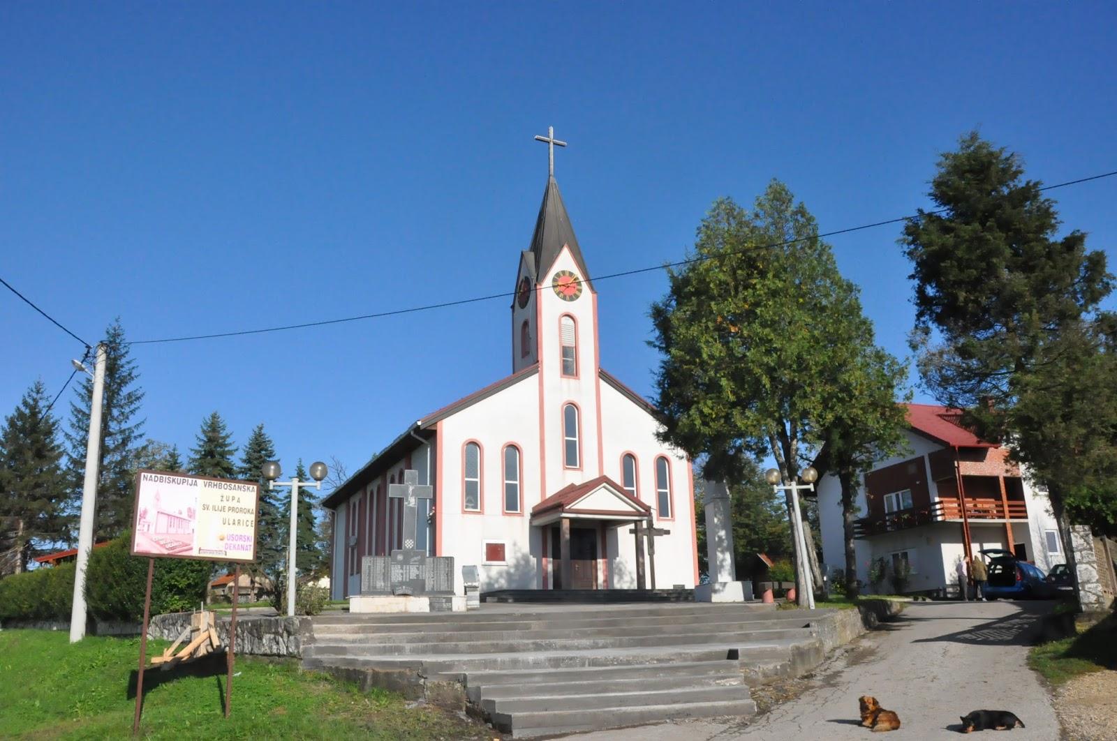 Slikovni rezultat za katolička crkva ULARICE
