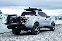 Renault Alaskan Concept (2015) Rear Side