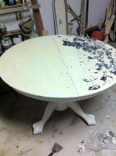 Annie Sloan Chalk Paint Kitchen Table Ideas