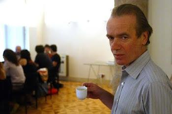 Martin Amis, en Barcelona, en 2005. | Domenec Umbert