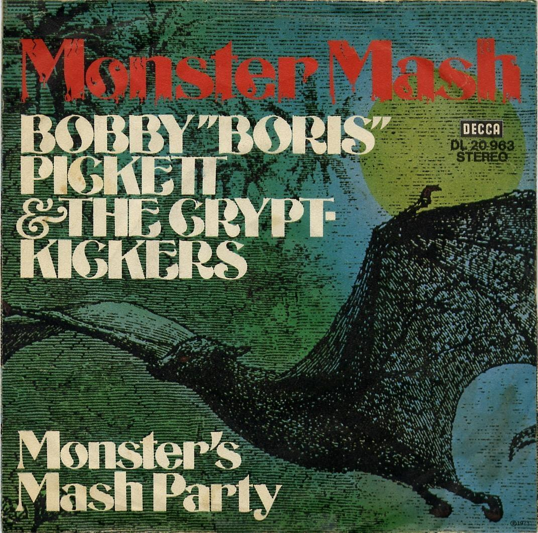 how to dance the monster mash