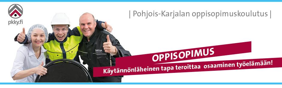 Pohjois-Karjalan oppisopimuskoulutus