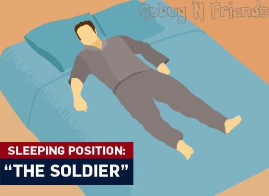 posisi-tidur-telentang-soldier