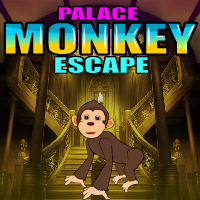 YalGames Palace Monkey Escape