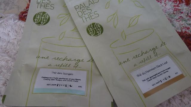 palais des thé, thé blanc, thé vert, rooïbos, thé rouge, thé noir, thé des songes, thé du hammam