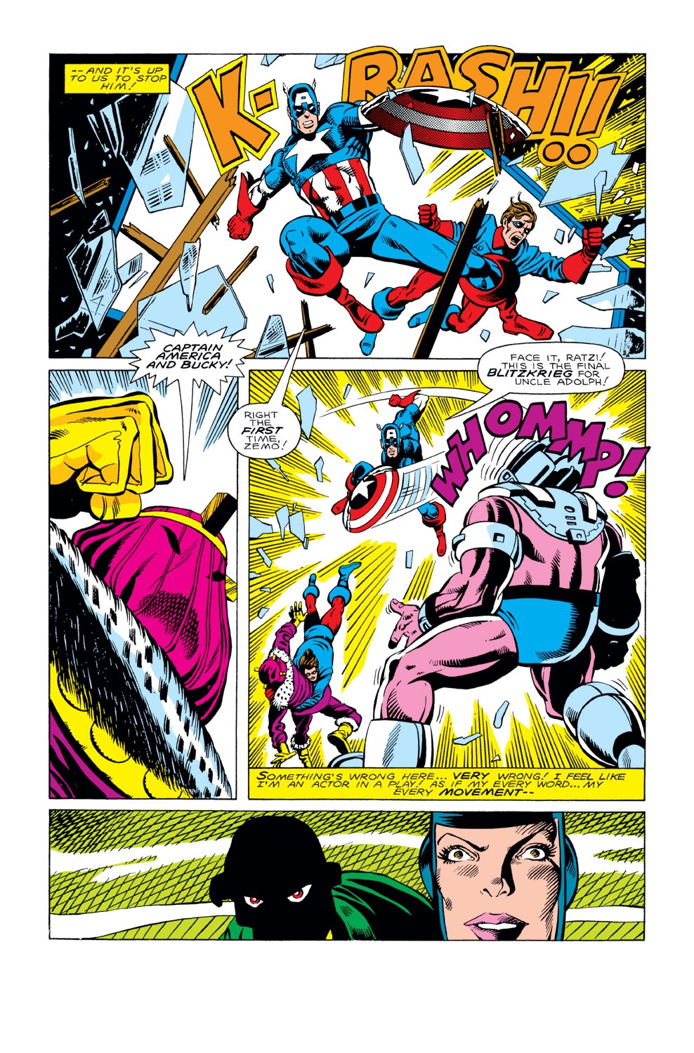 Captain America (1968) Issue #297 #225 - English 8