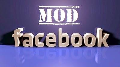 Facebook MOD Apk Naruto Theme