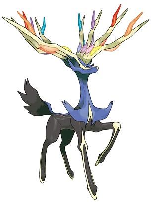 X - Pokemon