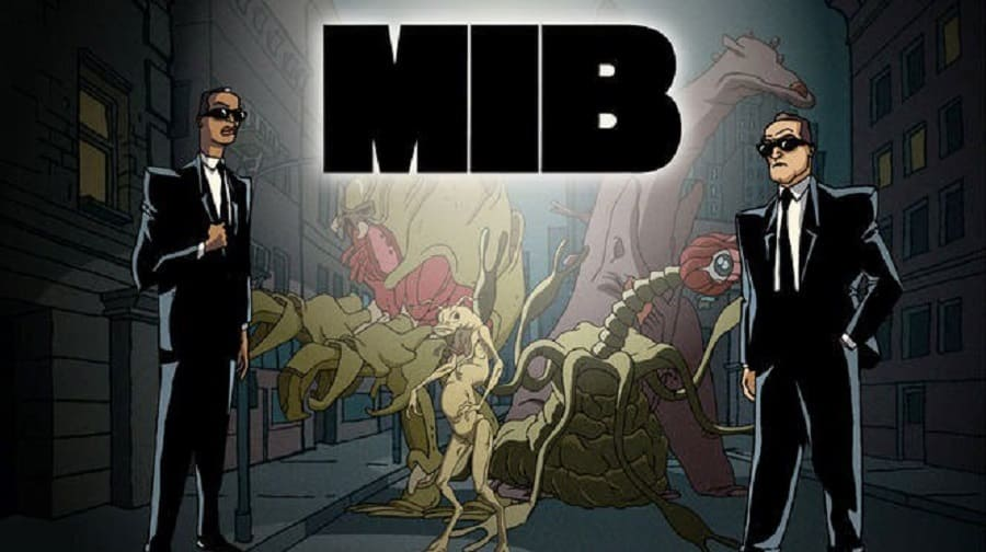 MIB - Homens de Preto (Desenho) Baixar Imagem