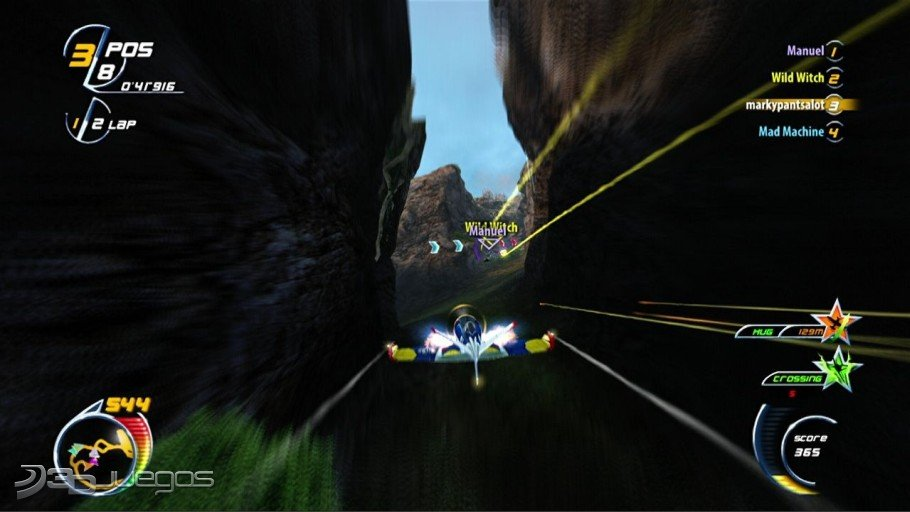 Skydrift (2011)  [Español] [Full Exe] [Carrera de aviones]