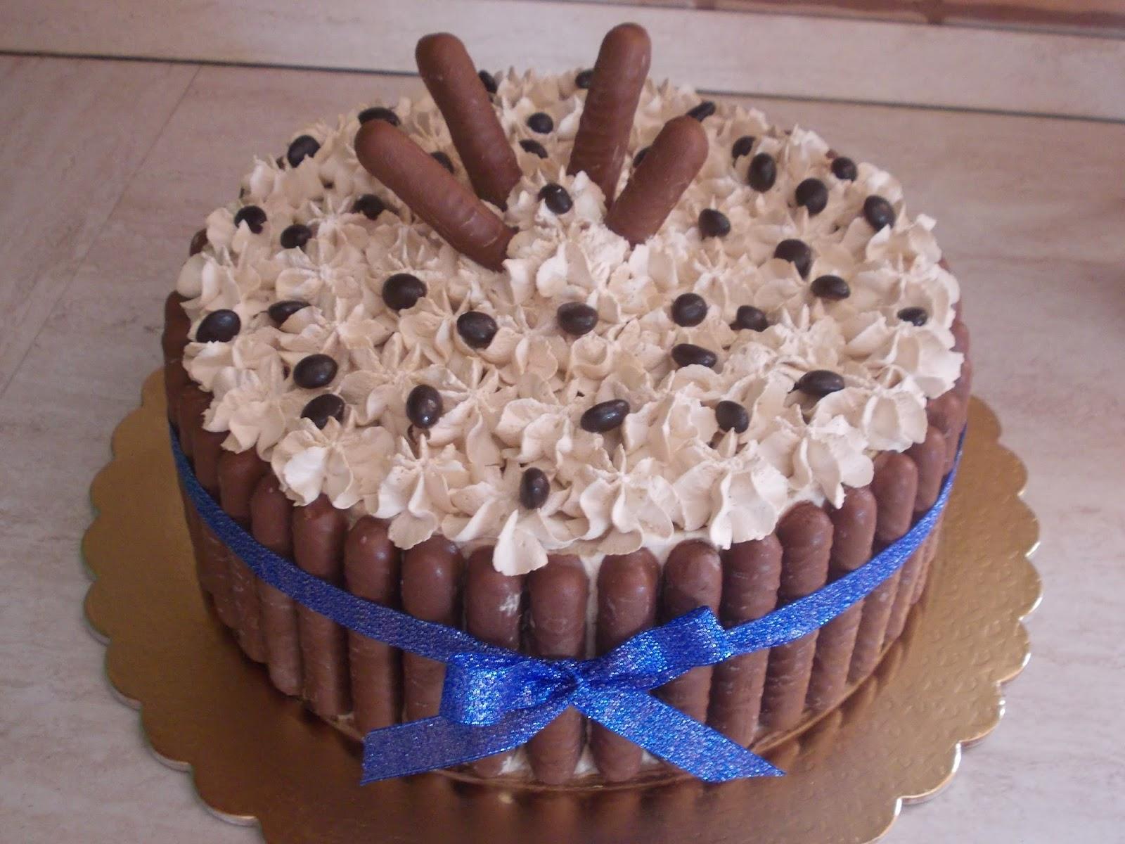 Ketti skingdom torta con doppia mousse al caffÈ