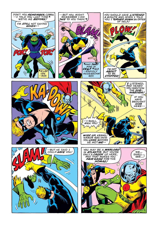 Captain America (1968) Issue #181 #95 - English 16