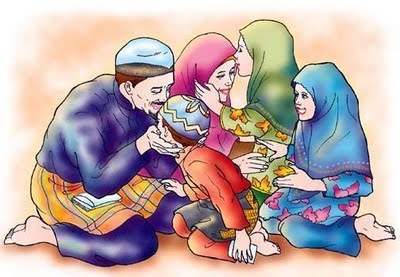 Mutiara Kata..... Keluarga Bahagia