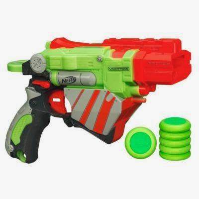 Súng Đồ Chơi Nerf Gun 5
