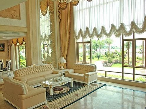 窗簾|奢華來自大器的人生態度