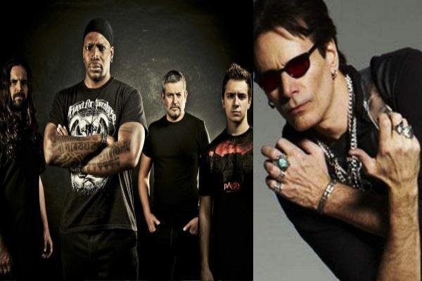 Sepultura featuring Steve Vai