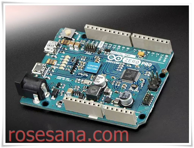 R hardware electronics arduino zero pro bit
