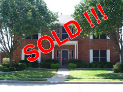 Sachse Sold!