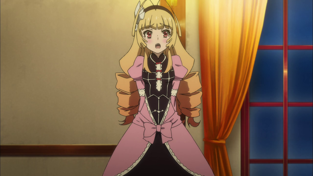 Hitsugi no Chaika: Avenging Battle Fredrica
