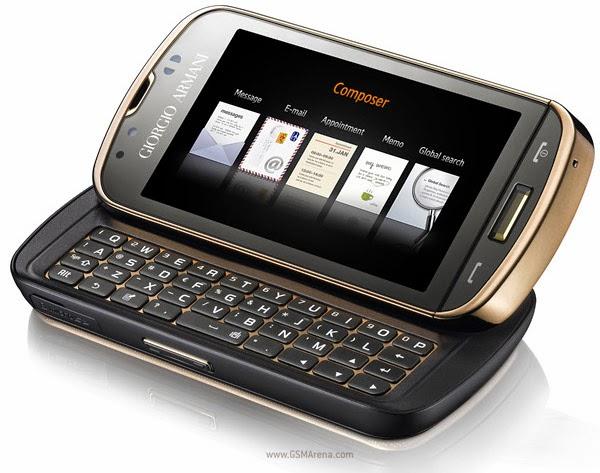 Samsung B7620 Giorgio Armani Firmwares