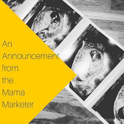 Blogging Changes Coming to the Mama Marketer | Sarah Smirks