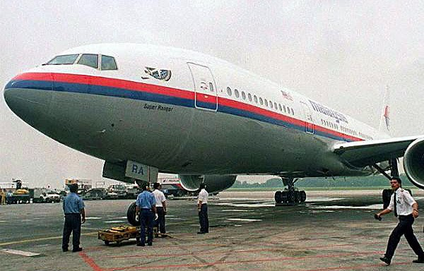 Missile Downed Malaysia Airlines Jet? Follows Near Miss By North Korean Rocket Last Week