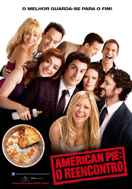 American Pie: O Reencontro BDRip Dual Áudio Download Gratis