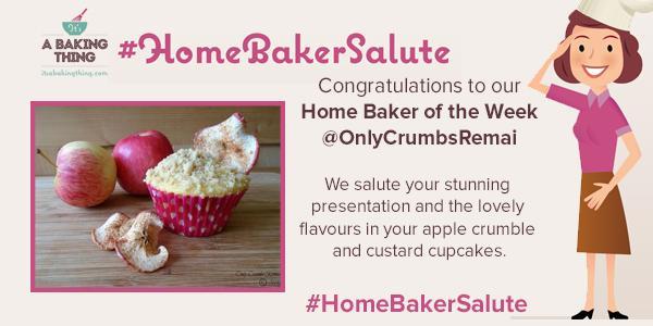 Home Baker Salute