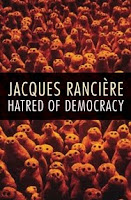 Μίσος για τη δημοκρατία